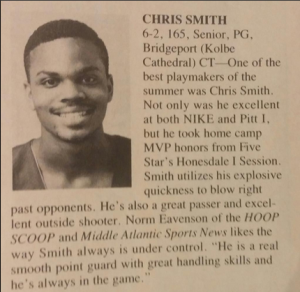 chris smith